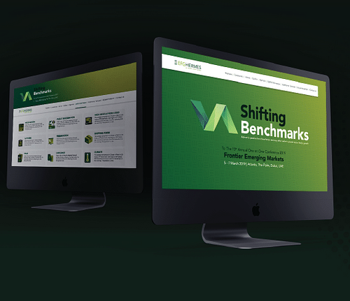 EFG Hermes EMS and website - Webseitengestaltung