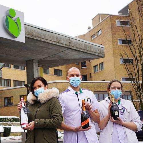 """Freixenet """"The Heroes of Healthcare"""" - Image de marque & branding"""
