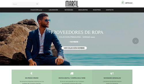 E-commerce B2B - Moda - E-commerce
