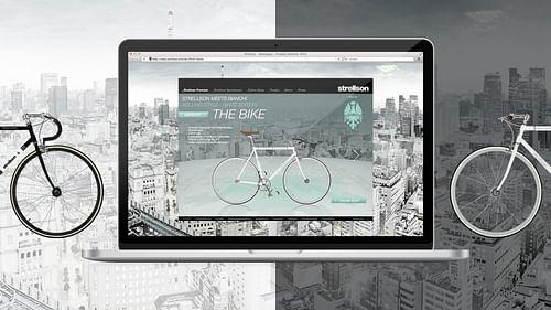 Strellson meets Bianchi - Online-Kampagne - Markenbildung & Positionierung