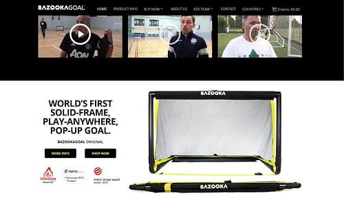 Sports Goods E-commerce Strategy - E-commerce