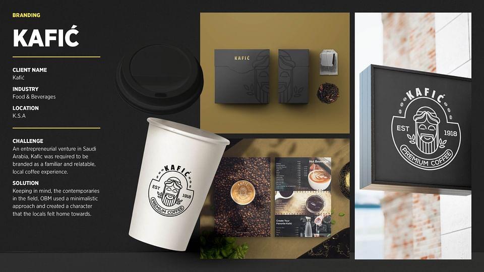 Kafic Rebranding