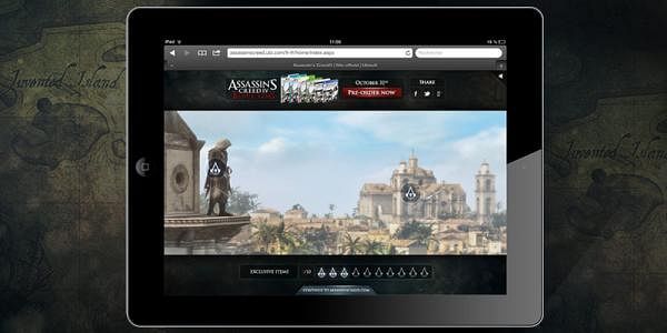 Assassin's Creed IV Black Flag – Interactive Horizon Trailer