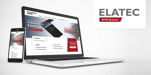 ELATEC - Webanwendung