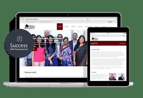 Web Design - Revamp - Advertising