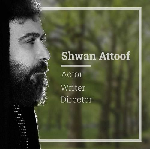 Shwan Attoof Actor & Director - Website Creation