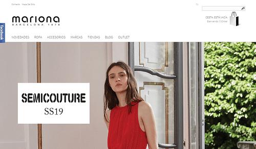 MARIONA - ECOMMERCE MODA - E-commerce