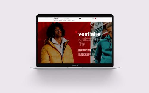 Célio France - Création site Internet - Création de site internet