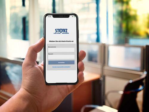 Karl Storz Service App - Mobile App