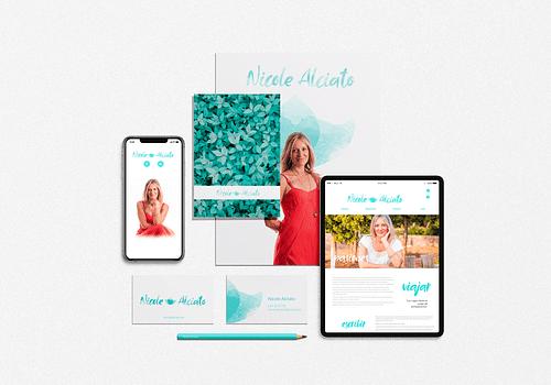 Creación de marca - Website Creation