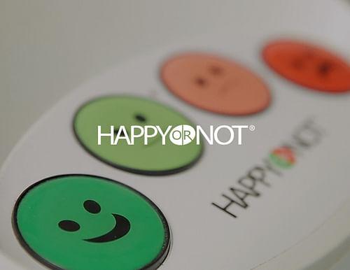 HappyOrNot en España - Publicidad