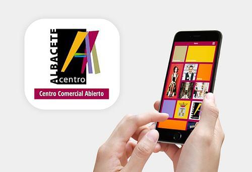 App centro comercial Albacete Centro - App móvil