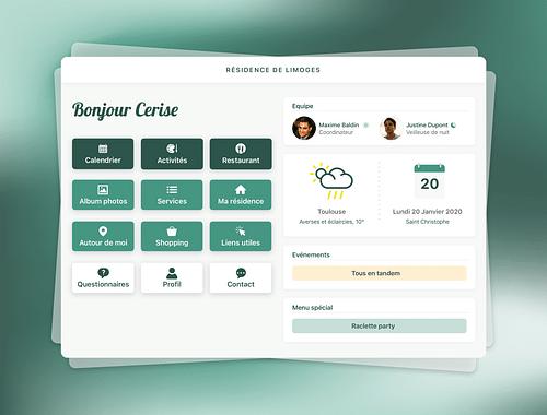 Wowlist | Les Jardins d'Arcadie | App Mobile - Application mobile