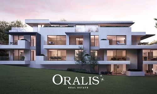 👔 Oralis Real Estate: Rebranding and positioning - Image de marque & branding