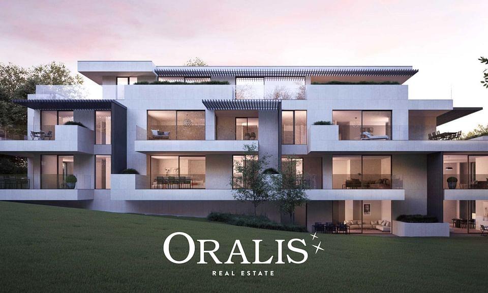 👔 Oralis Real Estate: Rebranding and positioning