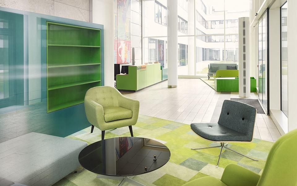 BURDA FORWARD Workspace