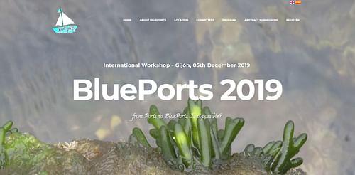 Blueports-Universidad de Oviedo - Creación de Sitios Web