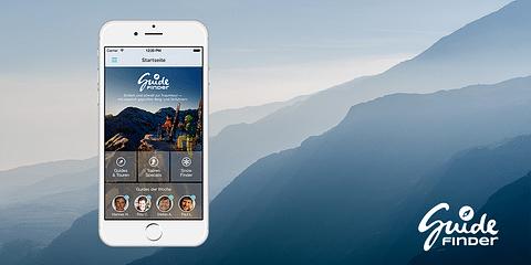 Startup Case / Guidefinder App