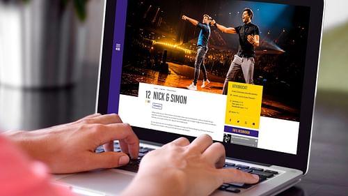 Positionering Poppodium met website - Metropool - Branding & Positionering