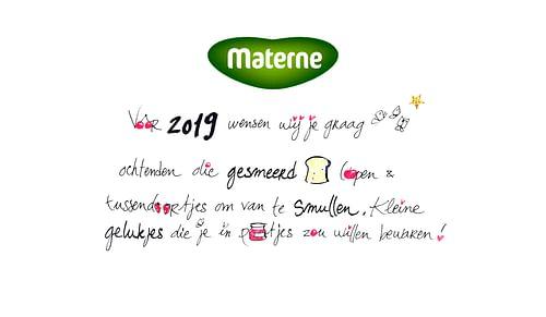 """Social Media """"Materne"""" - Réseaux sociaux"""