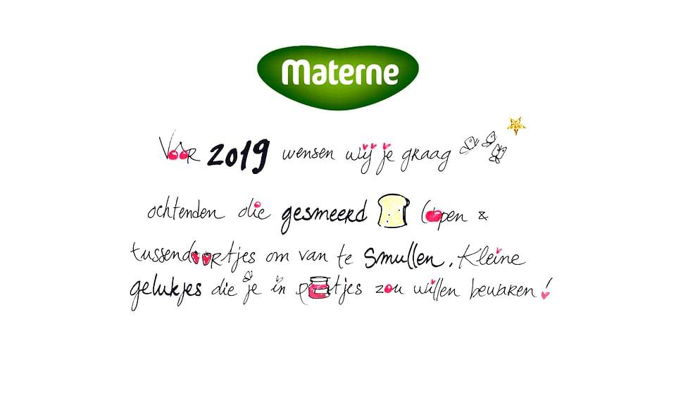 "Social Media ""Materne"""