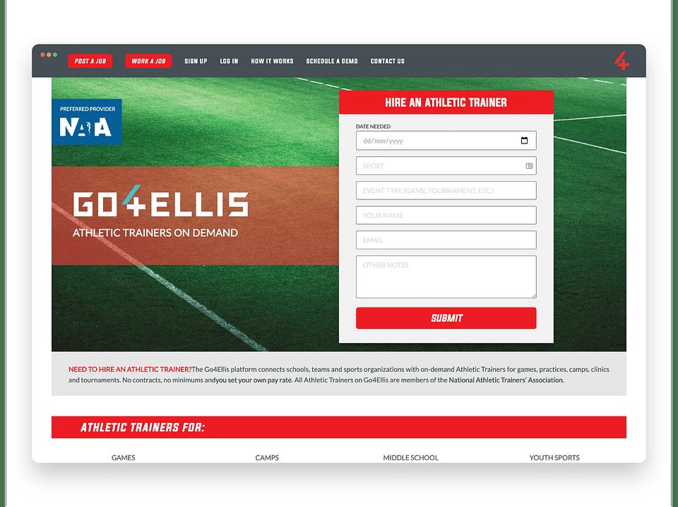 Go4Ellis Platform