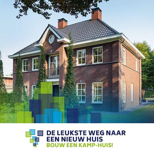 Communicatieconcept voor Bouwbedrijf Kamphuis - Branding & Positionering