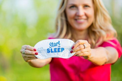 Terug leren slapen in 6 weken - Web Applicatie