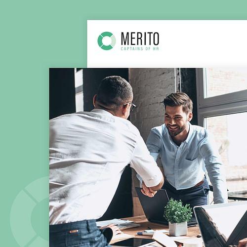 Merito - Website Creatie