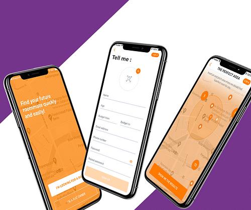 Conception et développement application mobile - Application mobile