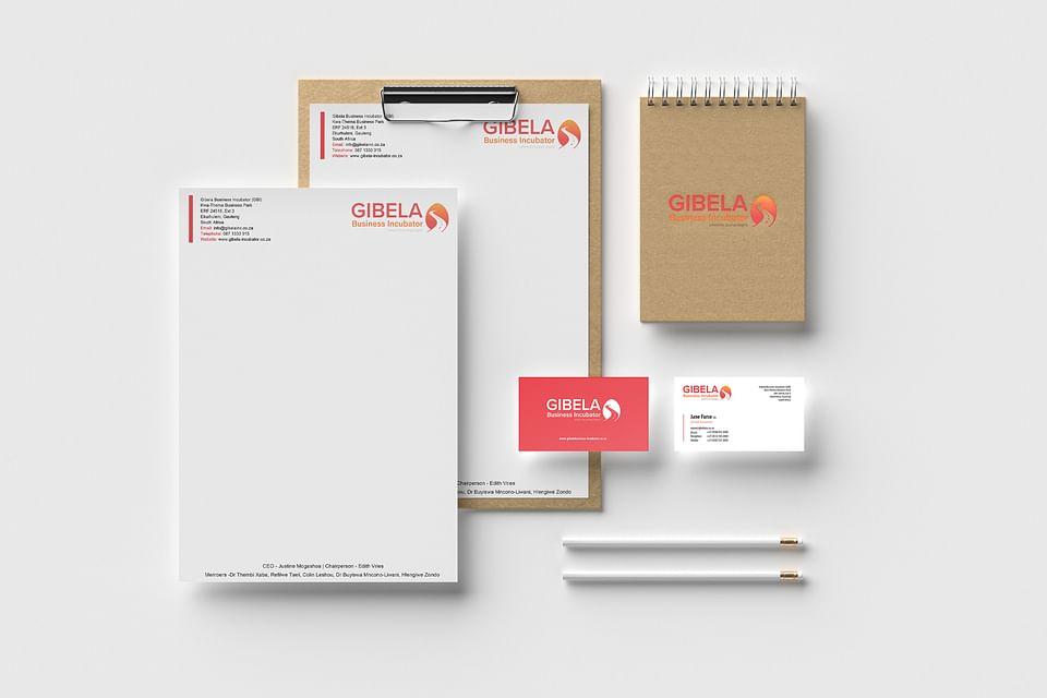 Gibela Business Incubator Corporate Identity