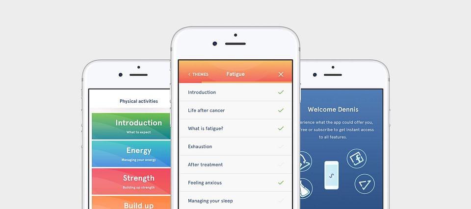 Untire - App design en optimalisatie