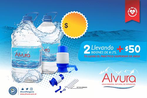 Diseño gráfico agua mineral pura de manantial - Branding y posicionamiento de marca
