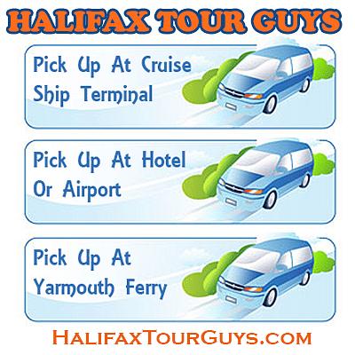 Halifax Tour Guys - Website Creation