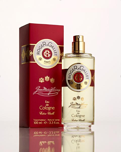Branding Packaging pour Roger & Gallet
