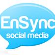 Ensync Social Media logo