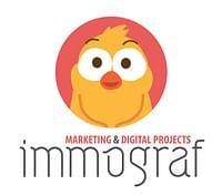 Immograf logo