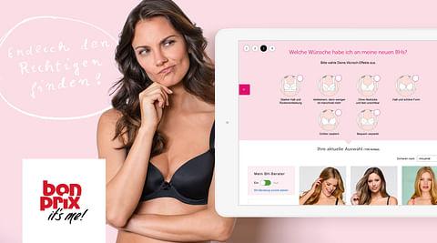 bonprix – bra fitting guide
