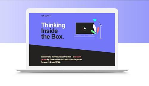 Web development - Thinking Inside the Box - Website Creatie