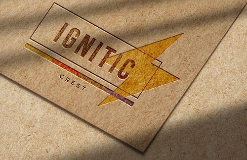 Logo Development for Ignitic Crest Zimbabwe - Graphic Design