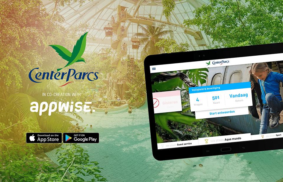 Center Parcs app