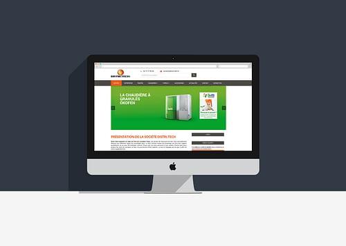 Création d'un site Internet - Création de site internet