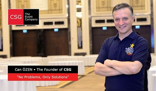 CSG The Event Company cover