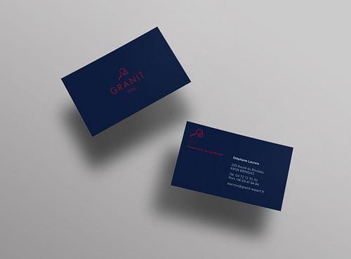 Branding pour Granit - Image de marque & branding