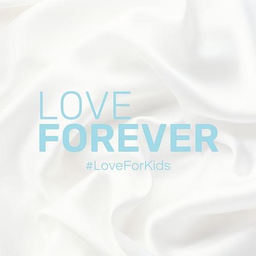 Love for Ever – Okaidi - Image de marque & branding