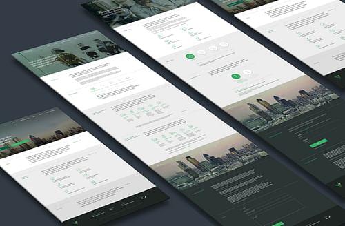 Veridian Ventures - Website Creation
