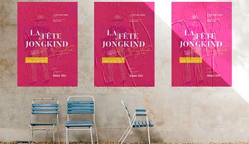 La fête à Jongkind - Création de site internet
