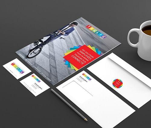 TICLIC | Identité visuelle & Site internet - Création de site internet
