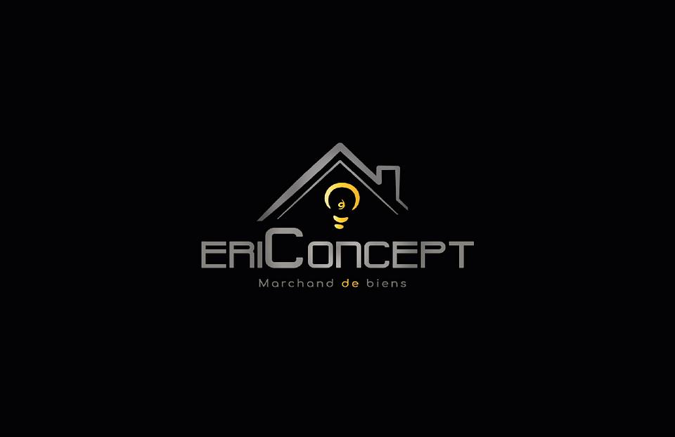 Création de logo/supports de com EriConcept