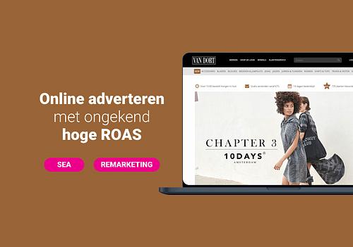 Van Dort Mode - Online adverteren - Social media